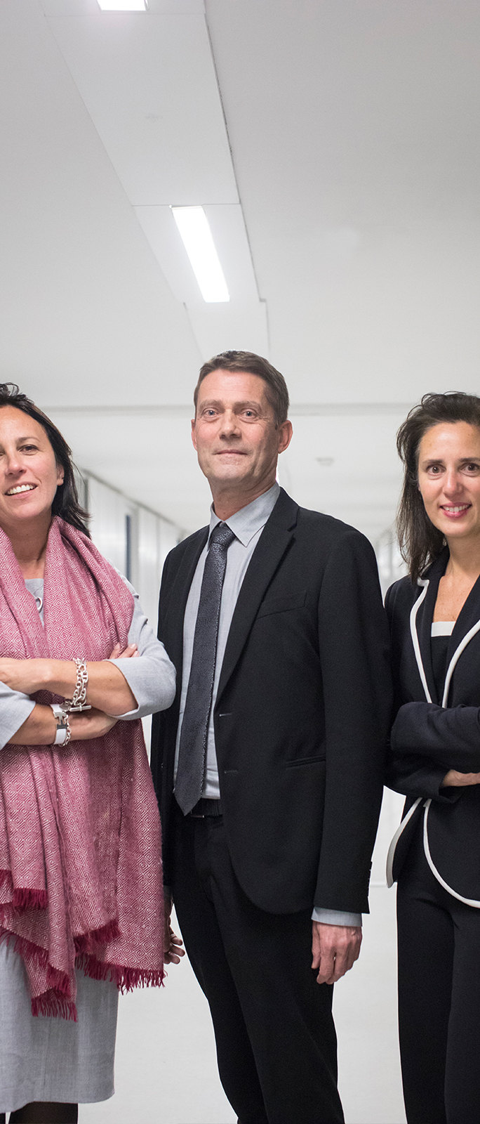 Sonia Frey, Paul Hautekiet, Isabel Carrion